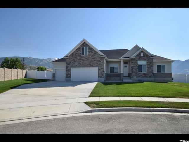 5958 W Beacon Meadow Cir, Highland, UT 84003 (#1466403) :: The Utah Homes Team with HomeSmart Advantage
