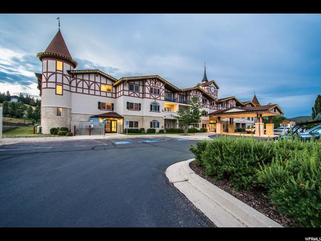 840 W Bigler Ln #1039, Midway, UT 84049 (MLS #1466611) :: High Country Properties