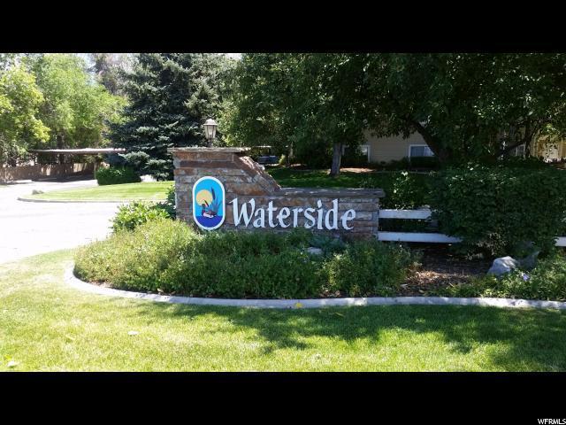 1206 E Waterside Cv 22B, Cottonwood Heights, UT 84047 (#1466807) :: Select Group Utah
