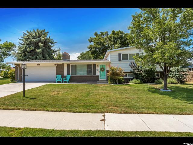 6850 S 1495 E, Cottonwood Heights, UT 84121 (#1466915) :: Select Group Utah