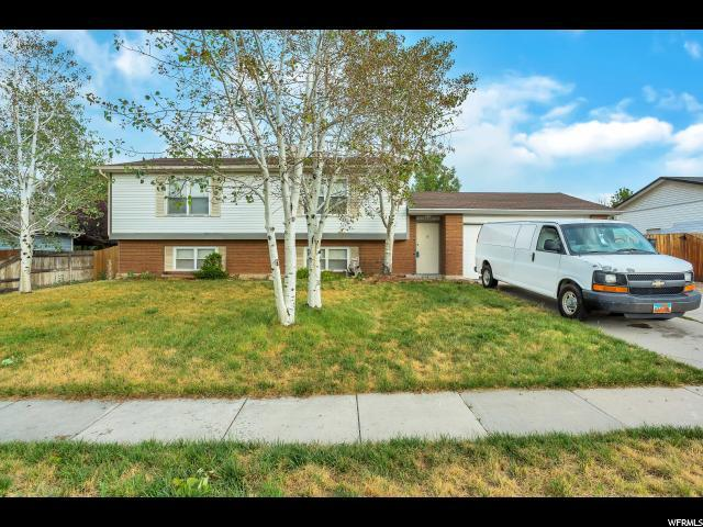 5071 W Edinburgh Ln, West Jordan, UT 84088 (#1466947) :: Select Group Utah