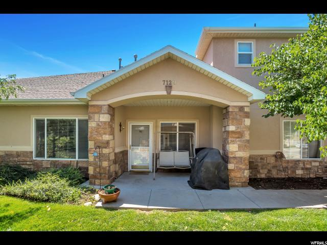 7129 S Kristilyn Ln, West Jordan, UT 84084 (#1466955) :: Select Group Utah
