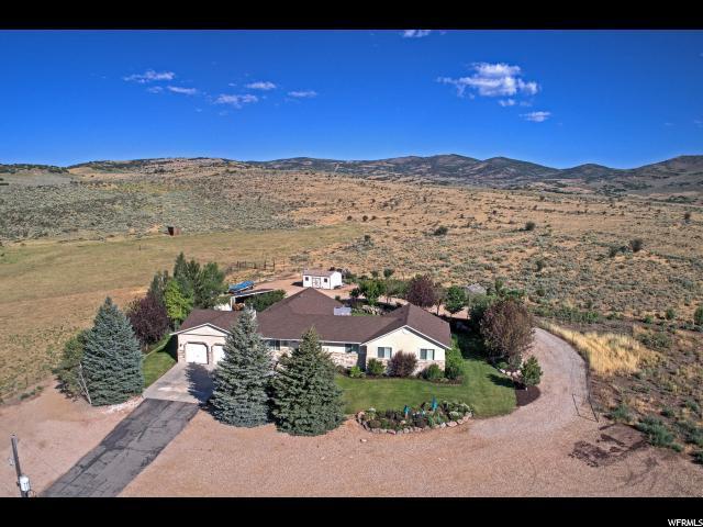 2170 W 200 S, Kamas, UT 84036 (MLS #1466959) :: High Country Properties
