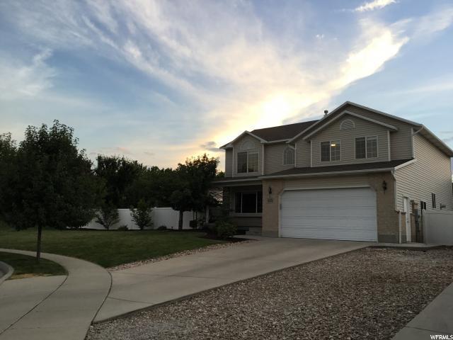 9476 S Sunny Meadow Ct W, South Jordan, UT 84009 (#1466991) :: Select Group Utah