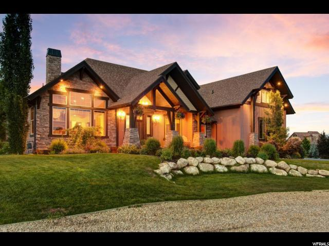 825 Dutch Valley Dr, Midway, UT 84049 (MLS #1467062) :: High Country Properties