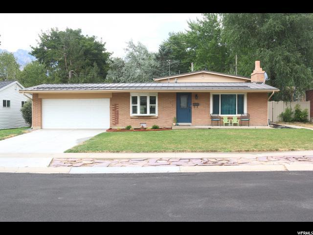 6753 S 1530 E, Cottonwood Heights, UT 84121 (#1467087) :: Select Group Utah