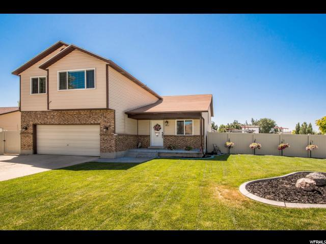 2301 W Pauline Way S, West Jordan, UT 84088 (#1467141) :: Select Group Utah