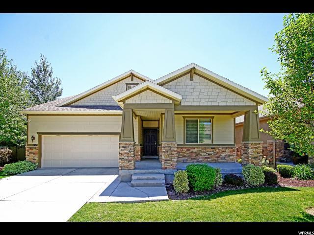 1581 W Village Grove Ln, South Jordan, UT 84095 (#1467160) :: Select Group Utah