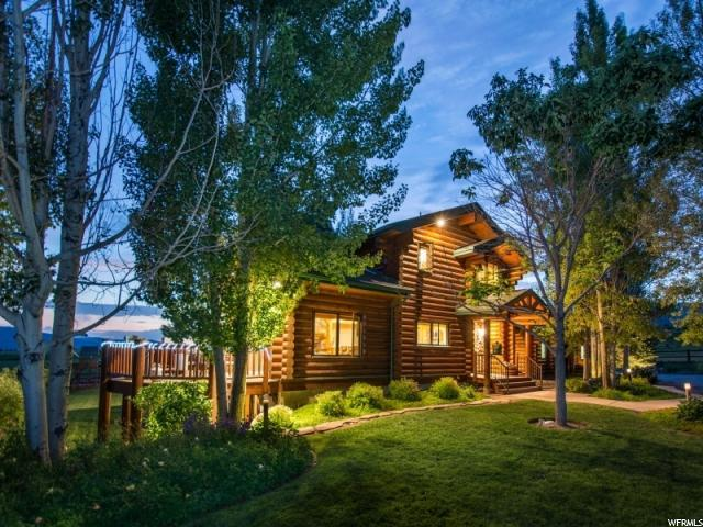 5795 N North Starr Ln, Oakley, UT 84055 (MLS #1467213) :: High Country Properties