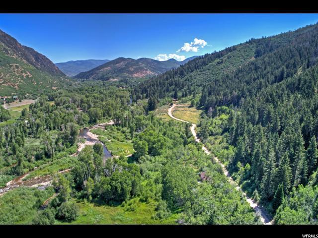 199 E Weber Canyon Rd, Oakley, UT 84055 (MLS #1467215) :: High Country Properties