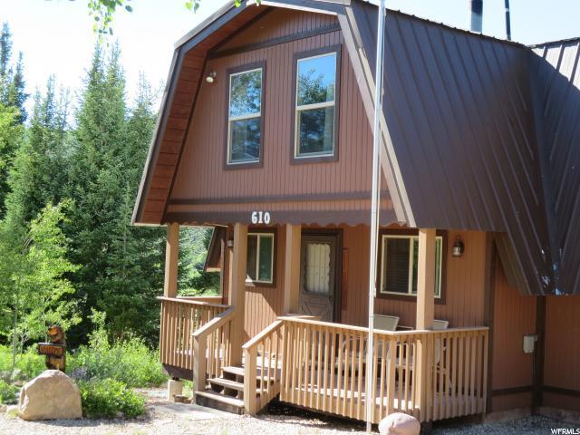 4645 E Conifer Dr #610, Oakley, UT 84055 (MLS #1467217) :: High Country Properties