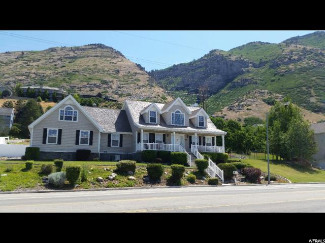 3962 N Foothill Dr, Provo, UT 84604 (#1467251) :: Select Group Utah