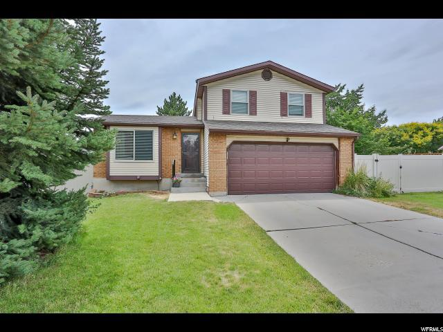 5107 W Fuchsia Cir, West Jordan, UT 84081 (#1467260) :: Select Group Utah