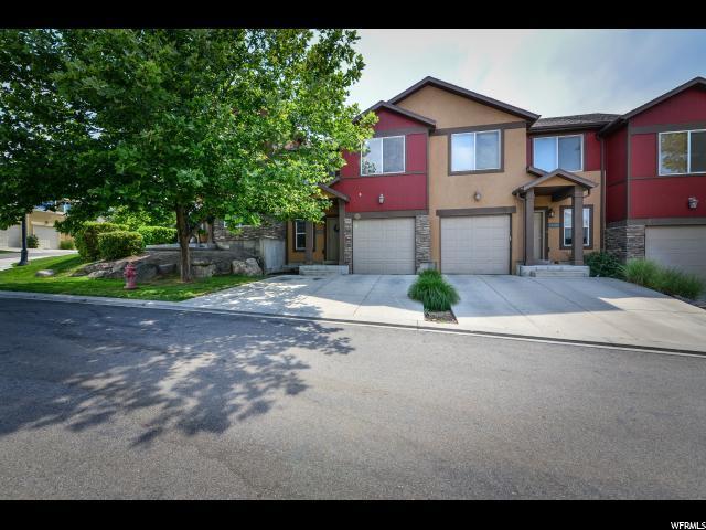 14488 S Entrada Rim Ln, Herriman, UT 84096 (#1467278) :: The Utah Homes Team with HomeSmart Advantage