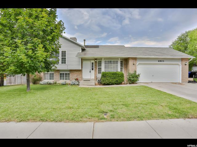 6903 S Lynaria Ct W, West Jordan, UT 84081 (#1467295) :: Select Group Utah