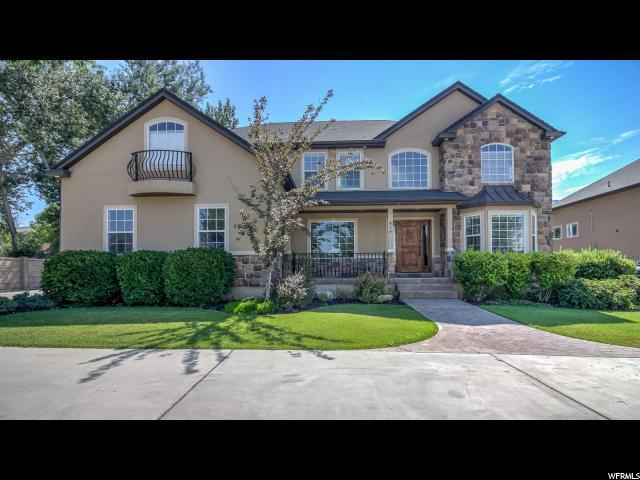 418 W 3700 N, Provo, UT 84604 (#1467296) :: Select Group Utah