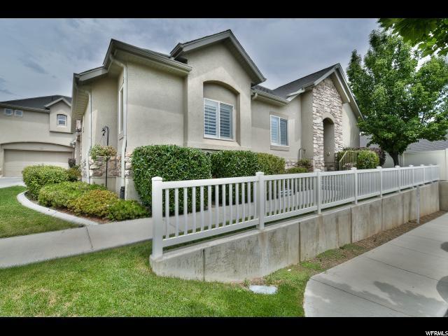 1554 W Wyngate Park Dr S #46, South Jordan, UT 84095 (#1467306) :: Select Group Utah