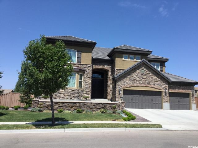 4719 N Driftwood Dr W, Lehi, UT 84043 (#1467310) :: Select Group Utah