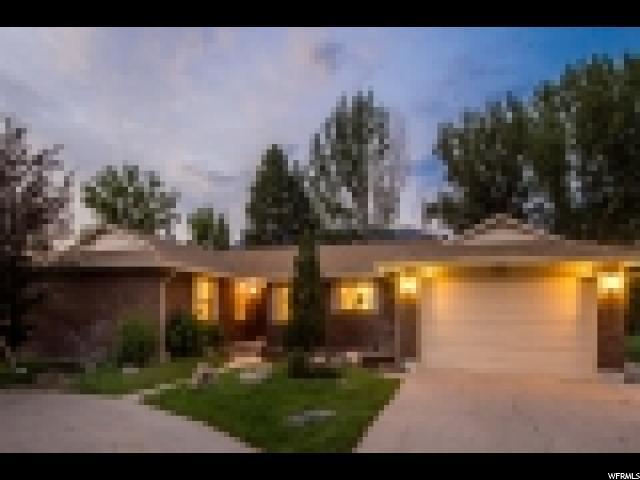 8371 S Willow Creek Dr E, Sandy, UT 84093 (#1467325) :: Select Group Utah
