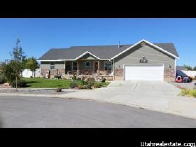 1377 S 50 E, Hyrum, UT 84319 (#1467327) :: Select Group Utah