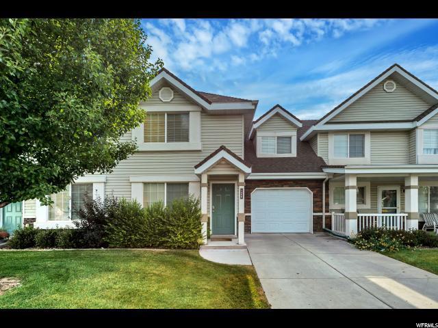 1406 Blossom Ln S, Ogden, UT 84404 (#1467329) :: Select Group Utah
