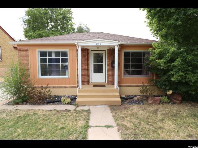3309 Porter Ave, Ogden, UT 84403 (#1467330) :: Select Group Utah