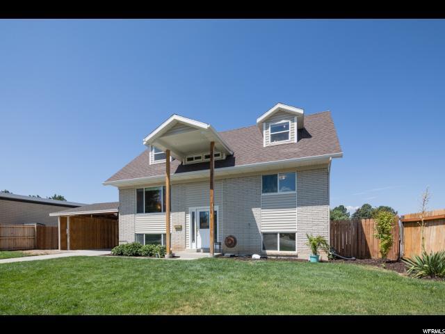 9864 S Tonya Dr E, Sandy, UT 84070 (#1467588) :: The Utah Homes Team with HomeSmart Advantage