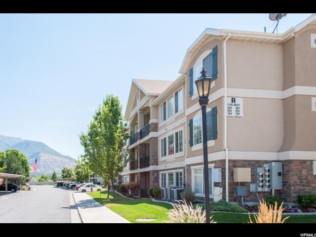 1195 W Dallin Dr N R-204, Pleasant Grove, UT 84062 (#1467644) :: Rex Real Estate Team
