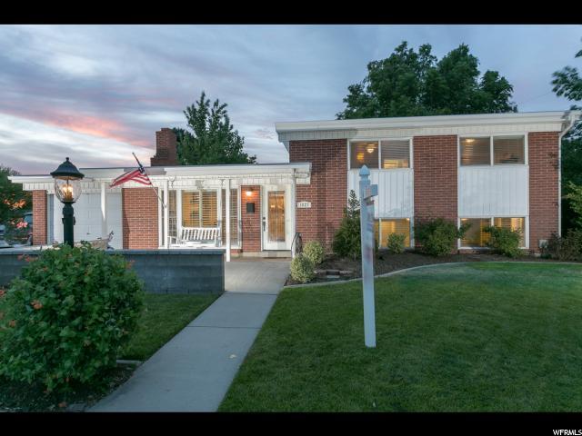 1027 E Heather Cir S, Sandy, UT 84094 (#1467665) :: The Utah Homes Team with HomeSmart Advantage