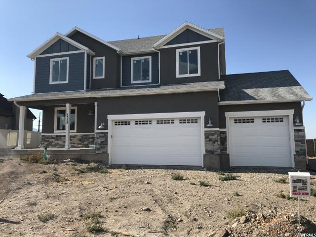 6358 W Patriot Hill Ct S, Herriman, UT 84065 (#1467668) :: The Utah Homes Team with HomeSmart Advantage