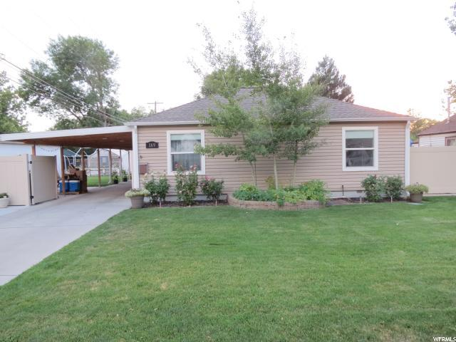 169 N 1080 E, Provo, UT 84606 (#1467679) :: The Utah Homes Team with HomeSmart Advantage