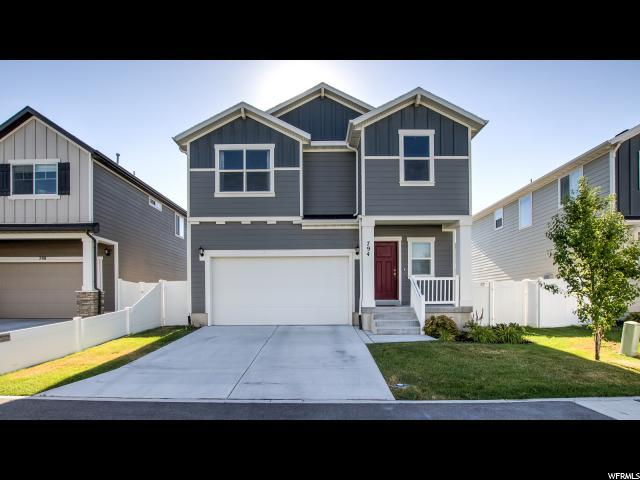 794 W Gouda Ct S, Midvale, UT 84047 (#1467725) :: The Utah Homes Team with HomeSmart Advantage