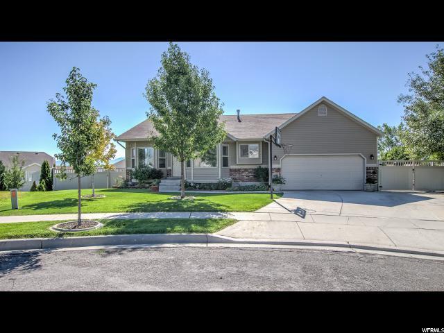 6583 S Cedar Creek Cir Cir W, West Valley City, UT 84118 (#1467727) :: The Utah Homes Team with HomeSmart Advantage