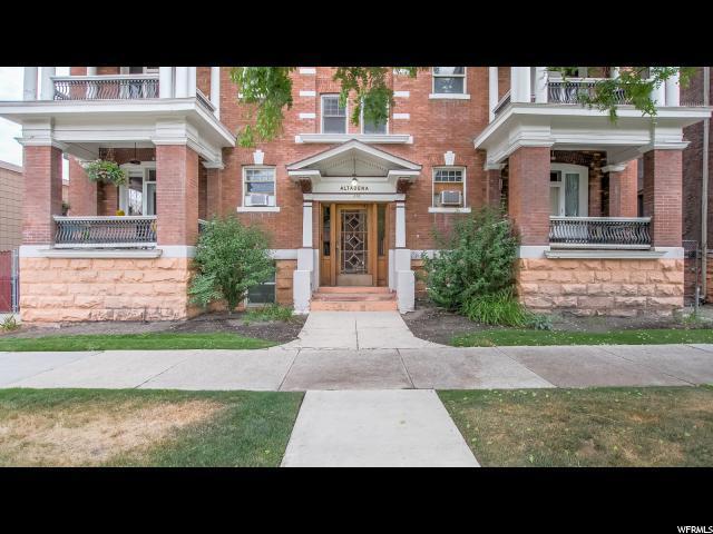 310 S 300 E A6, Salt Lake City, UT 84111 (#1467731) :: The Utah Homes Team with HomeSmart Advantage