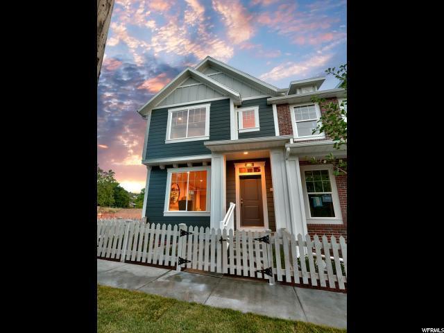 273 E 340 N #111, North Salt Lake, UT 84054 (#1467767) :: The Utah Homes Team with HomeSmart Advantage