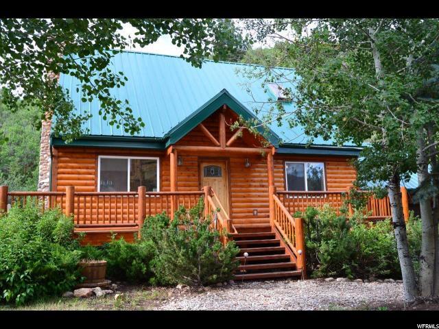 3514 E Elderberry Ln S #335, Kamas, UT 84036 (MLS #1467770) :: High Country Properties