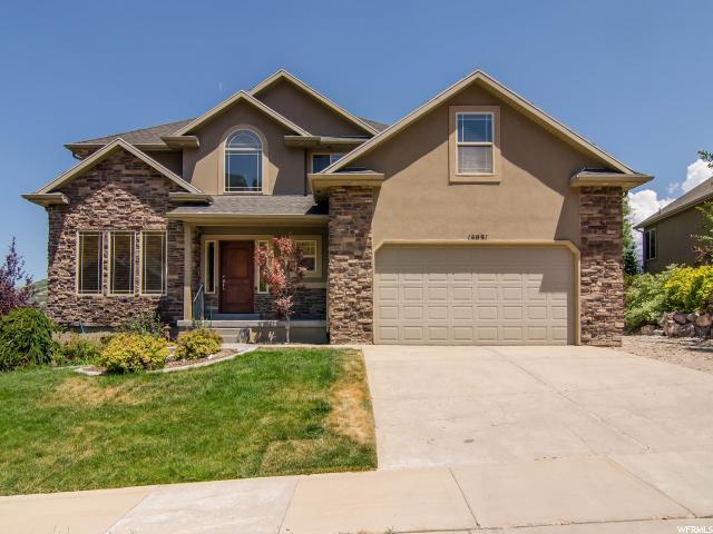 15031 S Eagle Crest Dr E, Draper (Ut Cnty), UT 84020 (#1467771) :: The Utah Homes Team with HomeSmart Advantage