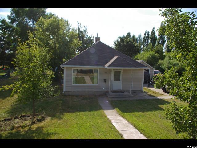 545 S Park Ave W, Logan, UT 84321 (#1467772) :: The Utah Homes Team with HomeSmart Advantage