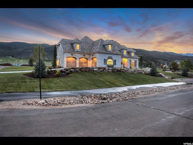 1010 S Cascade Falls Cir W, Midway, UT 84049 (MLS #1467905) :: High Country Properties