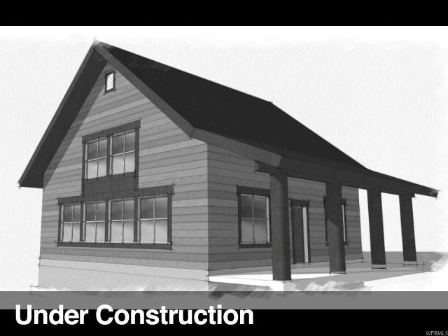 9843 E Deer Creek Dr, Heber City, UT 84032 (MLS #1467946) :: High Country Properties