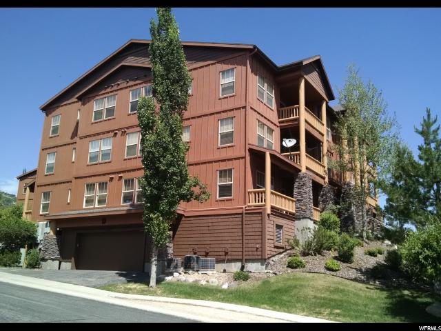 1790 W Fox Bay Dr D102, Heber City, UT 84032 (MLS #1468106) :: High Country Properties