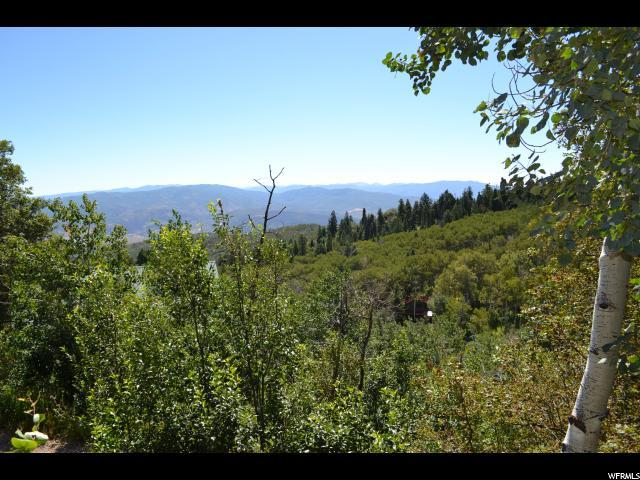 2401 Forest Meadow Rd, Wanship, UT 84017 (MLS #1468196) :: High Country Properties