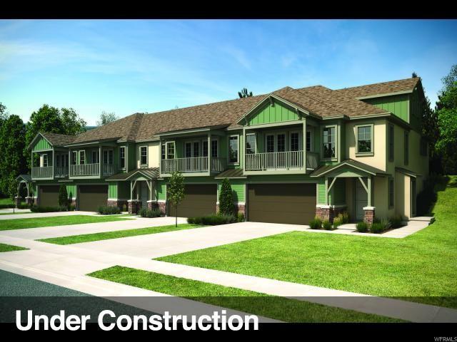 1115 W Cattail Ct H4, Kamas, UT 84036 (MLS #1468546) :: High Country Properties