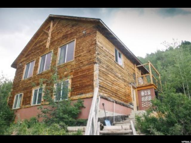 4180 Beaver Creek Rd, Kamas, UT 84036 (MLS #1468695) :: High Country Properties