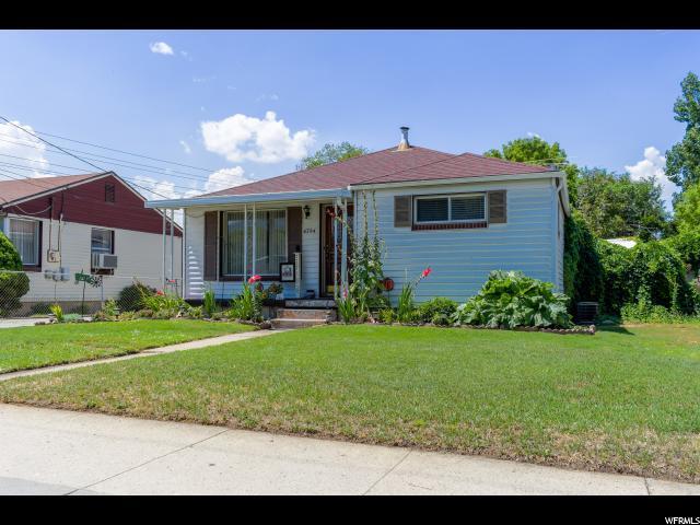 4794 S Box Elder St, Murray, UT 84107 (#1468737) :: Rex Real Estate Team
