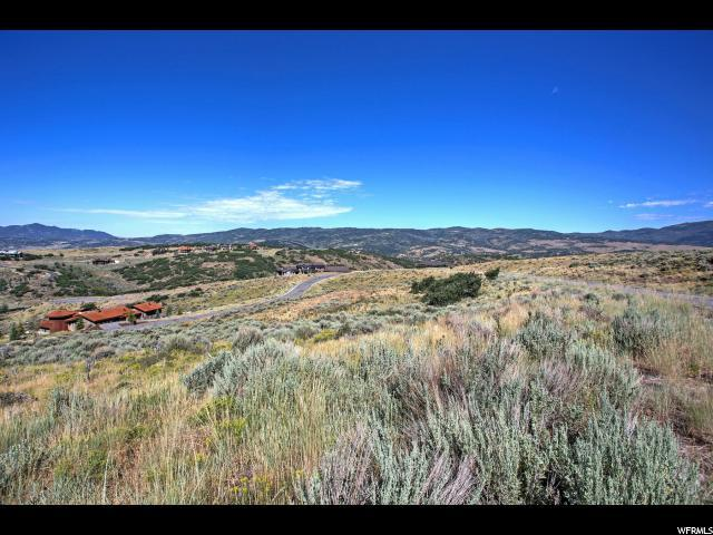 3622 Central Pacific Trl, Park City, UT 84098 (#1468785) :: Exit Realty Success
