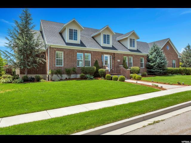 6167 W Valley View Dr, Highland, UT 84003 (#1469915) :: Rex Real Estate Team
