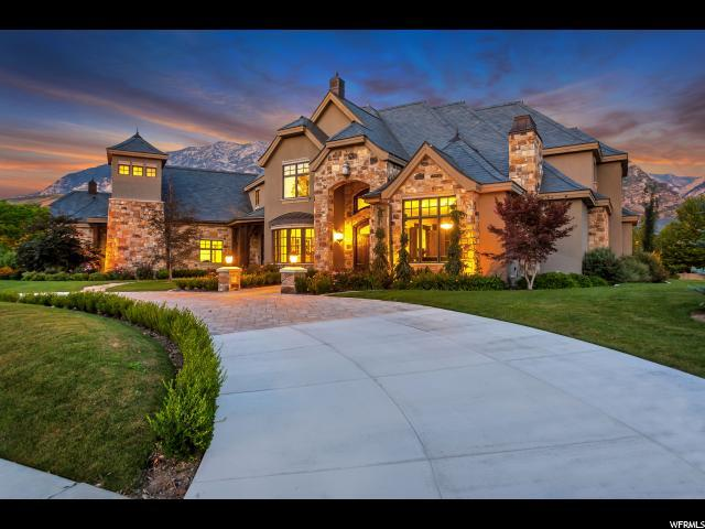 343 W Stone Gate Ln N, Provo, UT 84604 (#1469918) :: Exit Realty Success