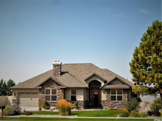 155 S Bluff St, Hyde Park, UT 84318 (#1470215) :: RE/MAX Equity