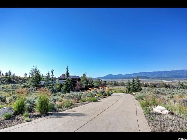 8080 N West Hills Trl, Park City, UT 84098 (MLS #1470334) :: High Country Properties